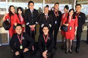Pesawat Berguncang bak Mesin Cuci, Kru AirAsia Dipuji CEO dan Penumpang