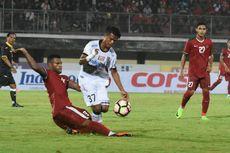 Timnas Kalah Tipis dari Bali United