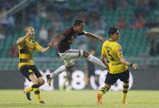 Reaksi Montella soal Kekalahan AC Milan dari Borussia Dortmund