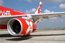 Beredar Foto Bilah Kipas Mesin Pesawat AirAsia Patah, Penyebab Getaran?