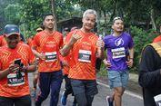 Ikut 10 K Borobudur Marathon 2017, Ganjar Pranowo Yakin Kuat