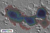 Apa yang Bisa Kita Pelajari dari Laut Purba di Planet Mars?