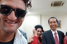 Cerita YouTuber Casey Neistat Mengobrol dengan Jokowi