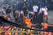 Polisi Buka Posko Pengaduan Ledakan Gudang Mercon di RS Polri