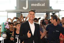 Bernardeschi Pilih Nomor 33 karena Belum Siap Pakai Nomor Keramat di Juventus