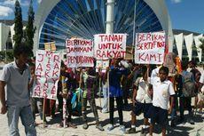 Warga Eks Timtim Duduki Kantor Gubernur NTT Tuntut Sertifikat Tanah