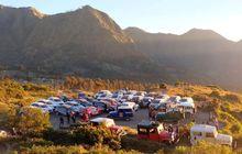 Komunitas HR-V Jambore di Bromo