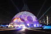 Pertama di Indonesia, Nusa Dua Hadirkan Kubah Bioskop Raksasa