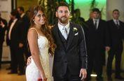 Ada Tato Bibir Istri di Perut Messi