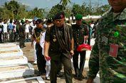 Panglima TNI Apresiasi Warga Timor Leste Perbaiki Makam Prajurit TNI