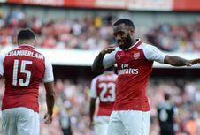 Morata Cadangan, Susunan Pemain Arsenal Vs Chelsea