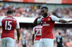 Ternyata Lacazette Pilih Arsenal setelah Menolak PSG