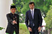 Cerita Lobi Jokowi, Menawarkan Emir Qatar 'Diving' hingga Makan Siang