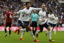 Real Madrid Vs Tottenham, Catatan Klub Inggris Saat Main di Bernabeu
