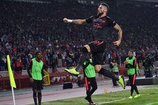 Hasil Liga Europa, Gol Salto Olivier Giroud Menangkan Arsenal