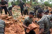 Banjir dan Badai Tewaskan 201 Orang di Sri Lanka dan India