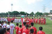 Demi Bibit Baru Sepak Bola, Coke Kicks 2017 Latih 224 Anak di Semarang