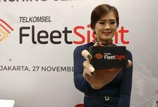 Layanan Pantau Kendaraan FleetSight, Debut Telkomsel di Bisnis IoT