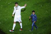 Gocekan Memukau Anak Ronaldo Saat Real Madrid Juara Liga Champions