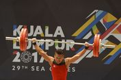 Asian Games 2018, Angkat Besi Indonesia Berpeluang Sabet Emas