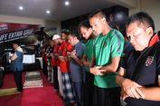 Timnas dan Bali United Gelar Shalat Tarawih Bersama di Stadion