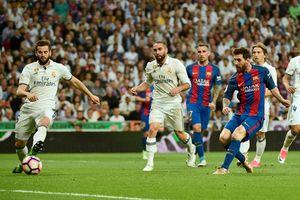 Hasil El Clasico, Dwigol dan Rekor Messi Menangkan Barcelona