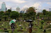 Curahan Hati Para Penjual Bunga di TPU Karet Bivak