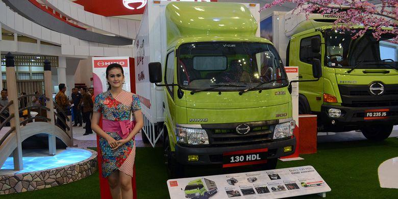 Varian baru Hino Dutro, 130 HDL, meluncur di Gaikindo Indonesia International Auto Show (GIIAS) 2017.