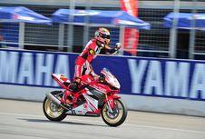 Babak Penentuan Gelar Juara Balap Asia 250cc untuk Honda Indonesia