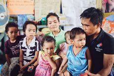 Melihat dari Dekat Kehidupan Porak Poranda Pengungsi Marawi