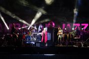 Insiden Kecil Warnai Penampilan Shakatak di Prambanan Jazz Festival