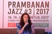 Sarah Brightman Akan Berbaur dengan Alam di Prambanan Jazz Festival