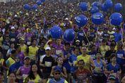 Sandi:    Jakarta Marathon Tahun Ini Menurut Saya Lebih Baik Ternyata...