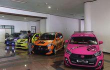 Jajaran Mobil Modifikasi Daihatsu di Bandung