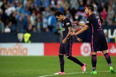 Kartu Merah Pertama Neymar dan Kekalahan Keempat Barcelona