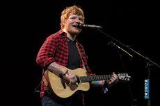 Ed Sheeran Berterima Kasih kepada Penggemarnya di Indonesia