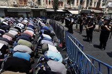Serangan di Masjid Al-Aqsa, Menlu Komunikasi dengan Menlu AS