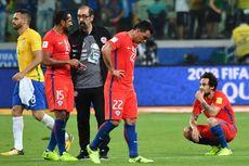 Kualifikasi Piala Dunia Zona Conmebol, Cile Gagal, Peru Play-off