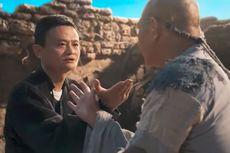 Lihat Aksi Bos Alibaba Main Film Kungfu Lawan Jet Li