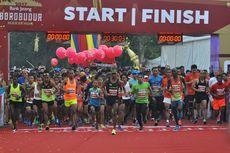 Bank Jateng Borobudur Marathon 2017 Usai, Terima Kasih Borobudur...