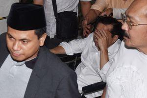 Novanto: Saya Baru Sekali Dipanggil Tersangka Sudah Ditangkap
