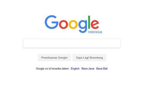Laman Utama Google Akan Dialiri Berita