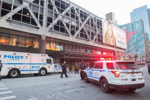 Pelaku Mengebom Terminal Bus Manhattan untuk Balas Dendam