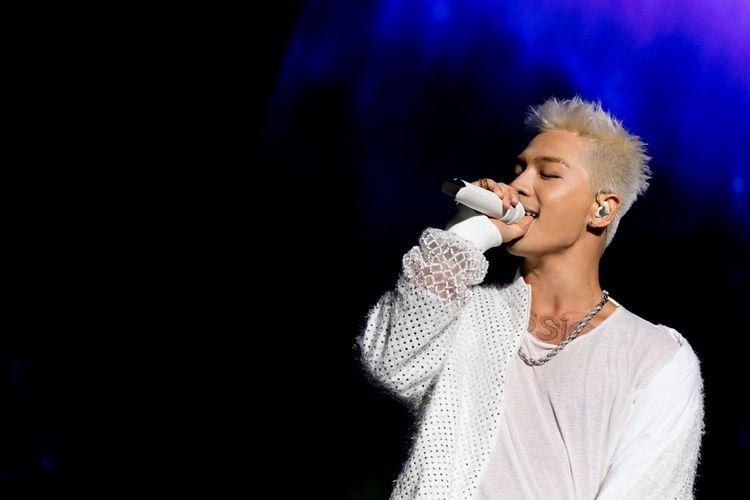 Personel boyband BIGBANG, Taeyang