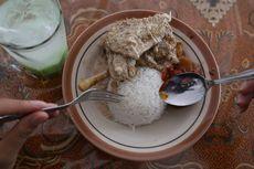 Tak Terlalu Manis, Nasi Gudeg Legendaris Ini Jadi Favorit di Yogyakarta
