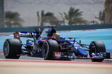 Kesan Sean Gelael Setelah Berkenalan dengan Mobil Toro Rosso