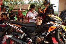 Honda Supra GTR150 Dibawa Keliling Indonesia