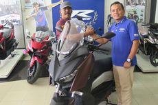 Pemilik XMAX Pertama di Bangka Belitung
