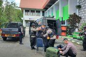 Benda Dicurigai Bom Ditemukan di Meja Lobi Kantor Wali Kota Kendari