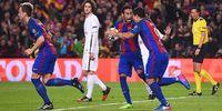 Menang Dramatis atas PSG, Barcelona ke Perempat Final Liga Champions
